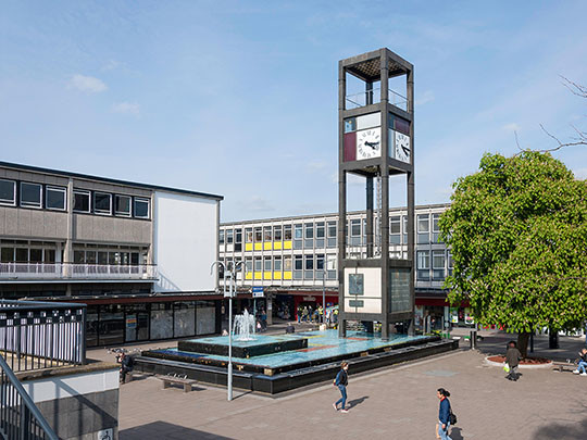Stevenage, Regno Unito